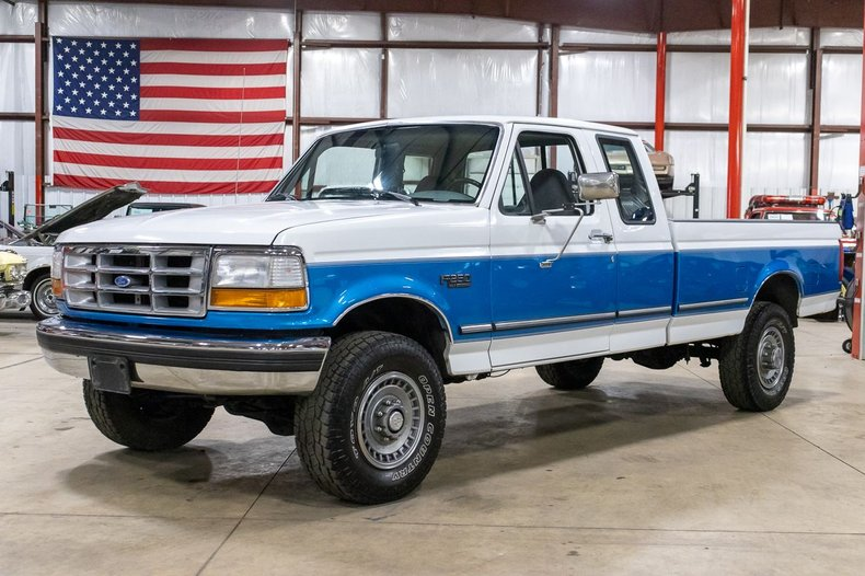 1994 ford f250 xlt extended cab