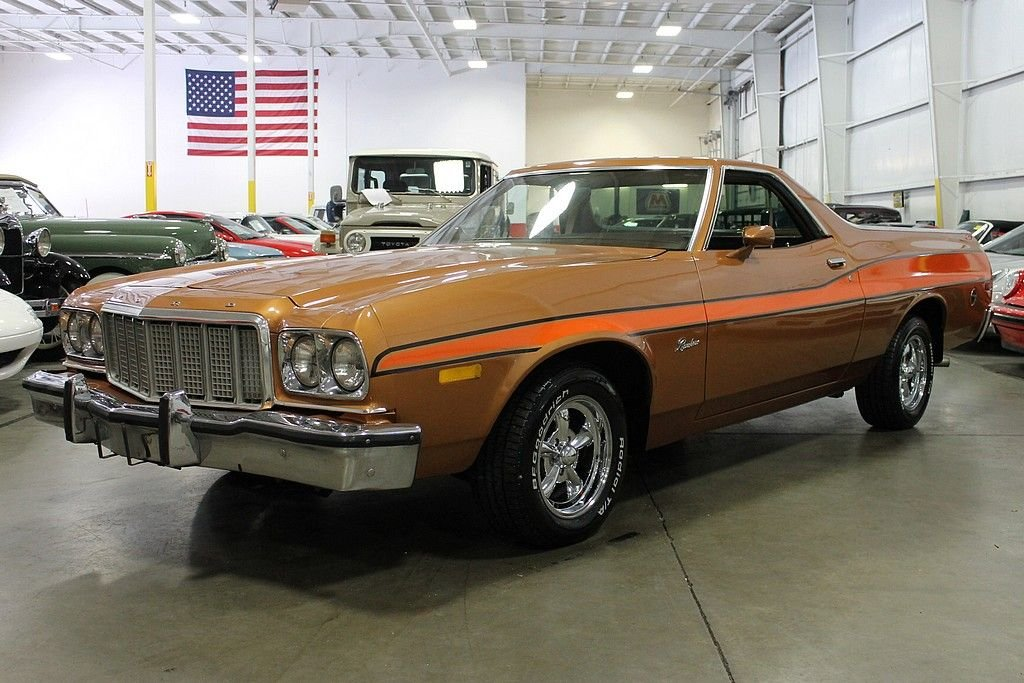 1975 ford ranchero