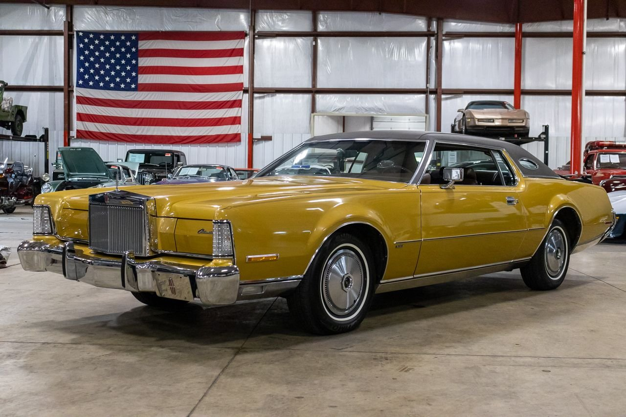 1973 lincoln mark iv