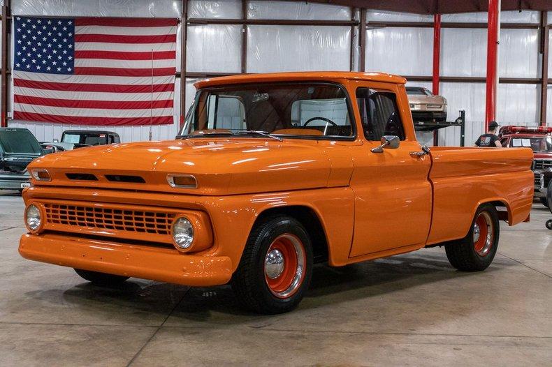 1963 chevrolet c 10