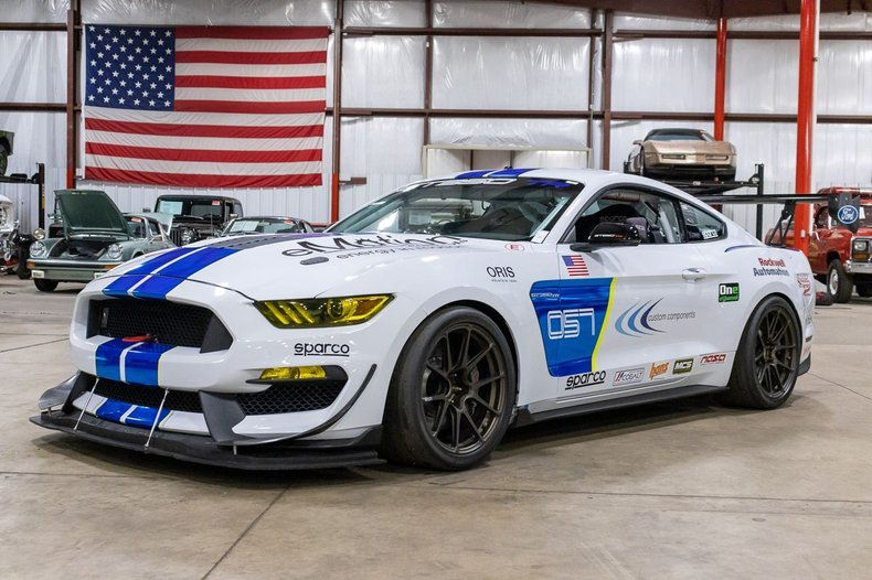 2017 ford mustang gt350tr