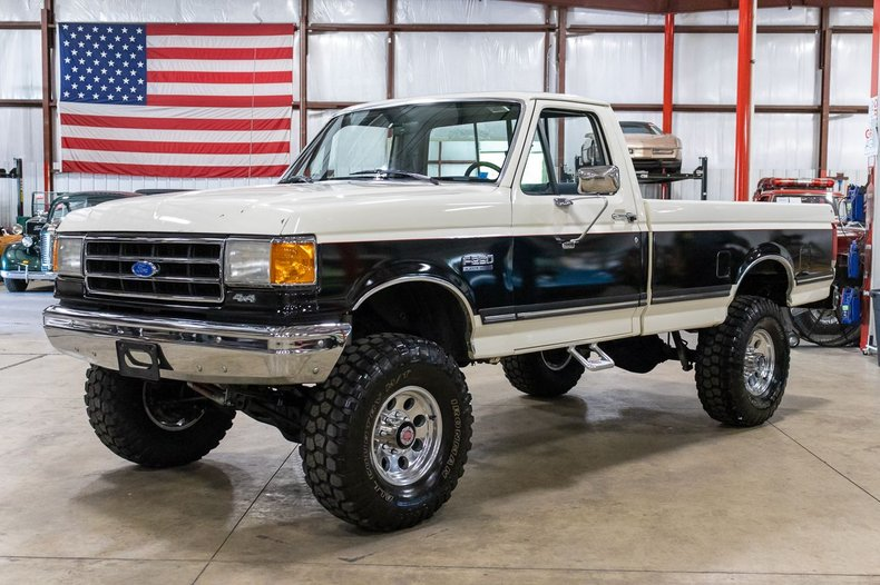 1989 ford f250 custom