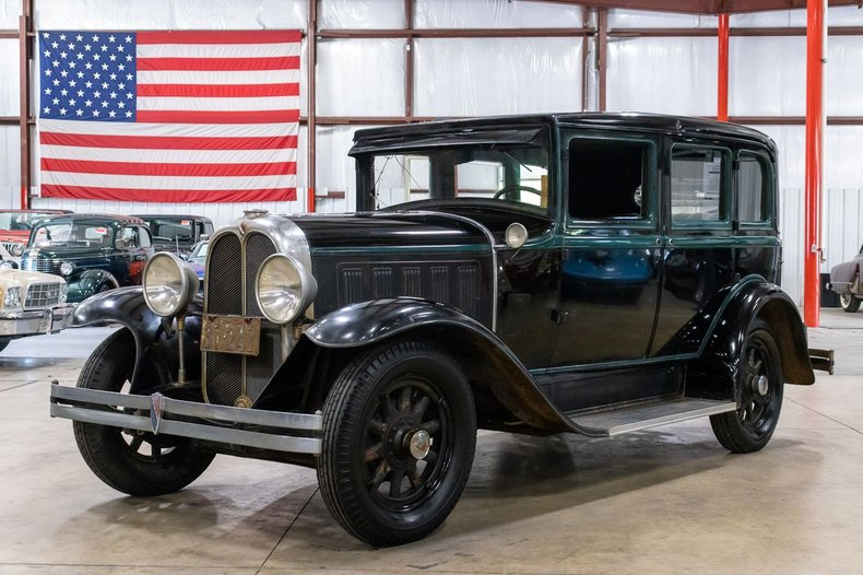 1929 oakland model 301