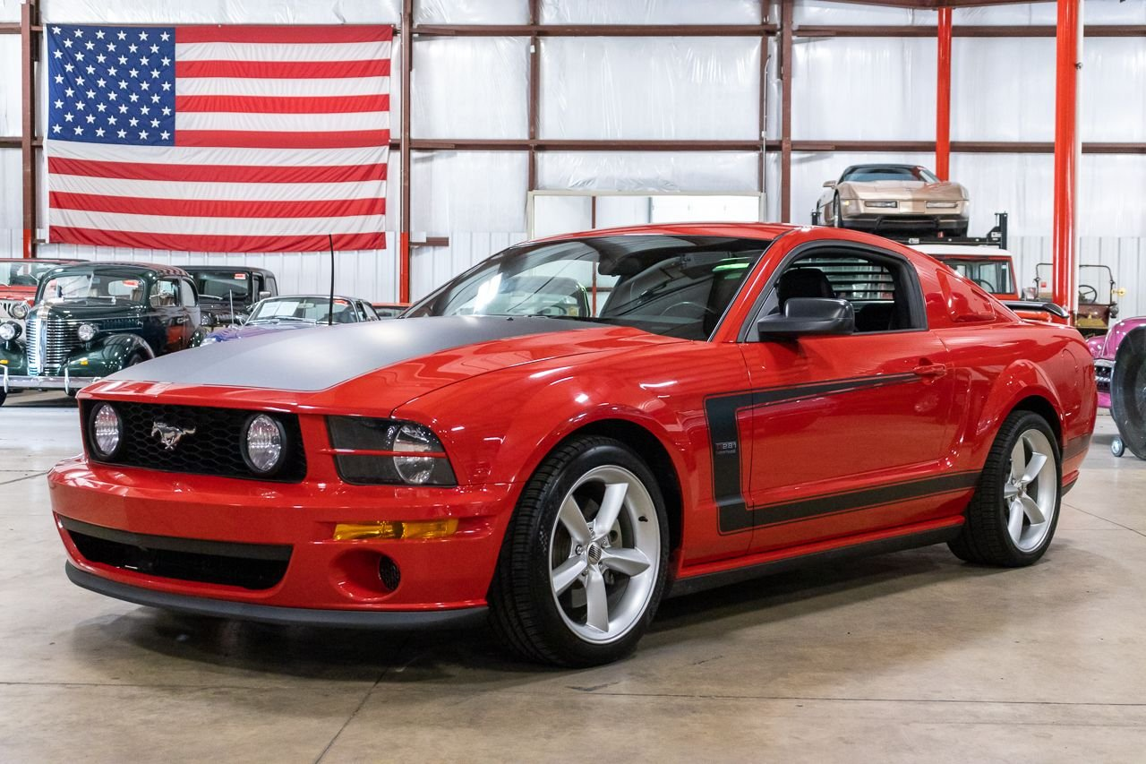 2007 ford mustang saleen s281