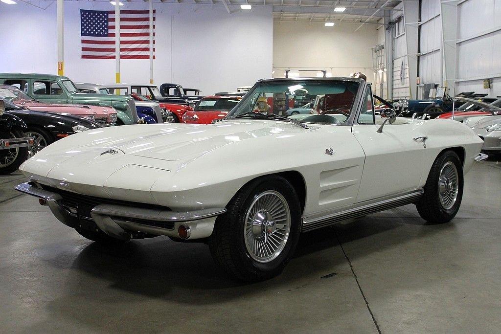 1964 chevrolet corvette lt 1