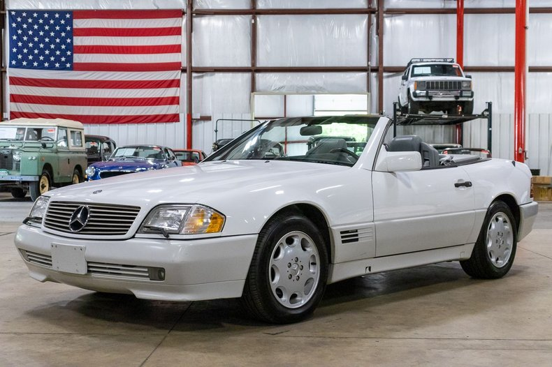 1995 mercedes benz sl500