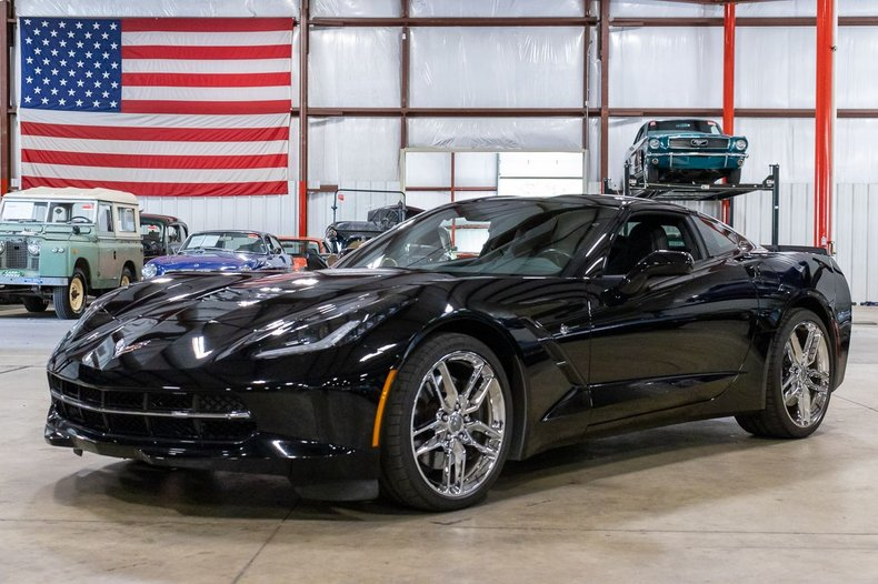 2014 chevrolet corvette stingray z51 w 1lt