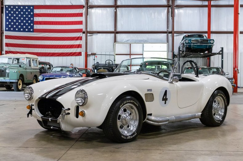2000 assembled cobra replica