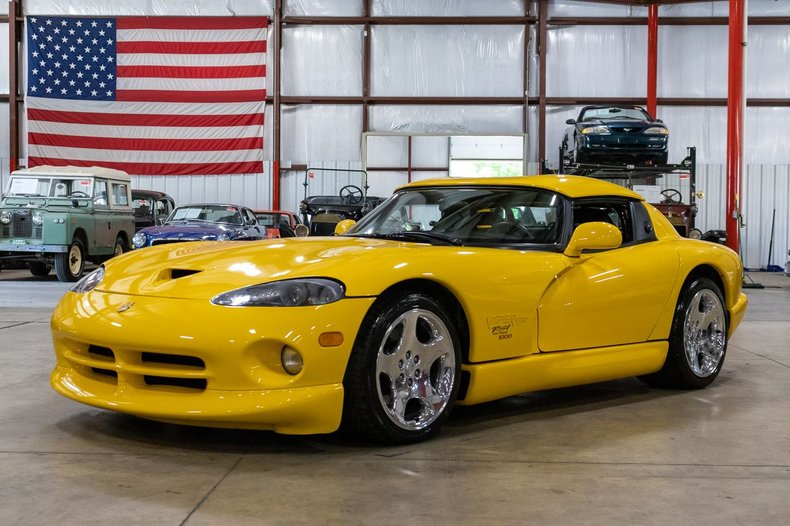 2002 dodge viper rsi supercharged 1000