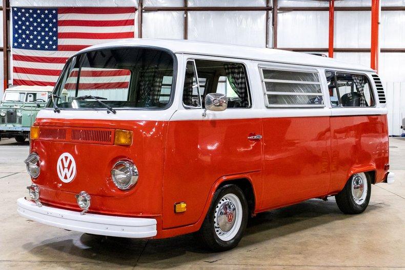 1976 volkswagen bus