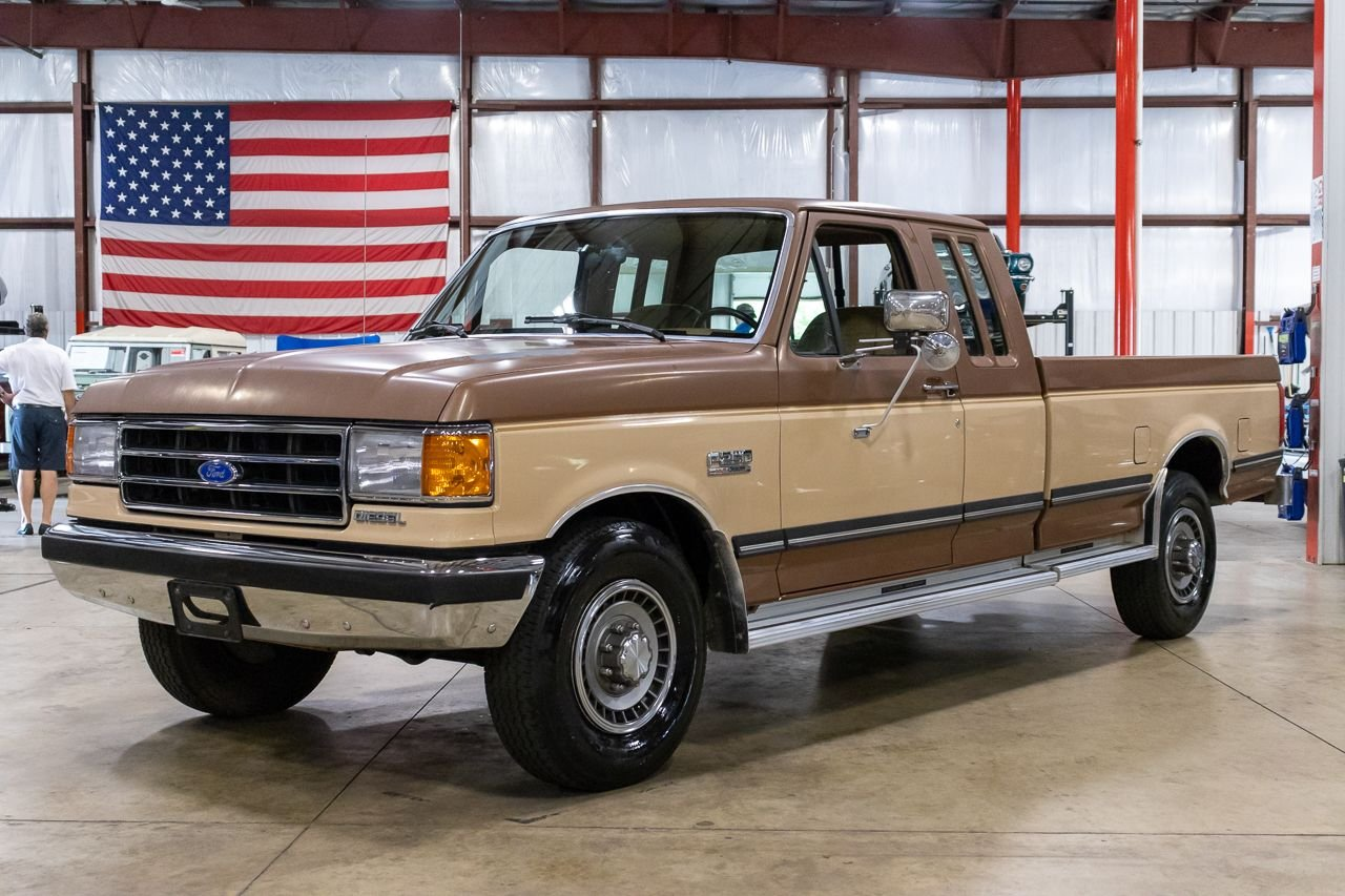 1991 f250 ford lariat xlt offered