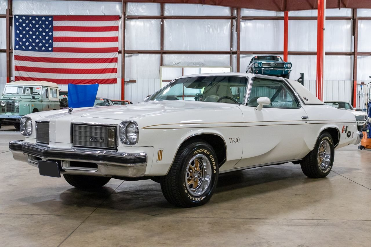 1975 oldsmobile cutlass supreme hurst edition