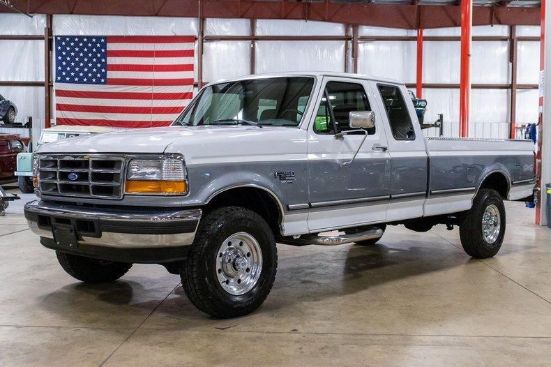 1995 ford f250 xlt