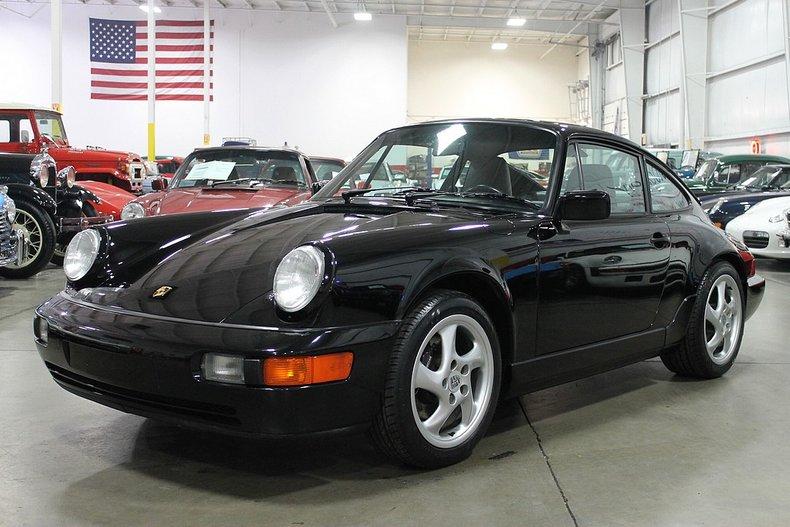 1990 porsche 911 | gr auto gallery