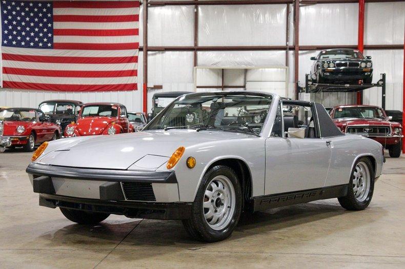 1974 porsche 914 2 0