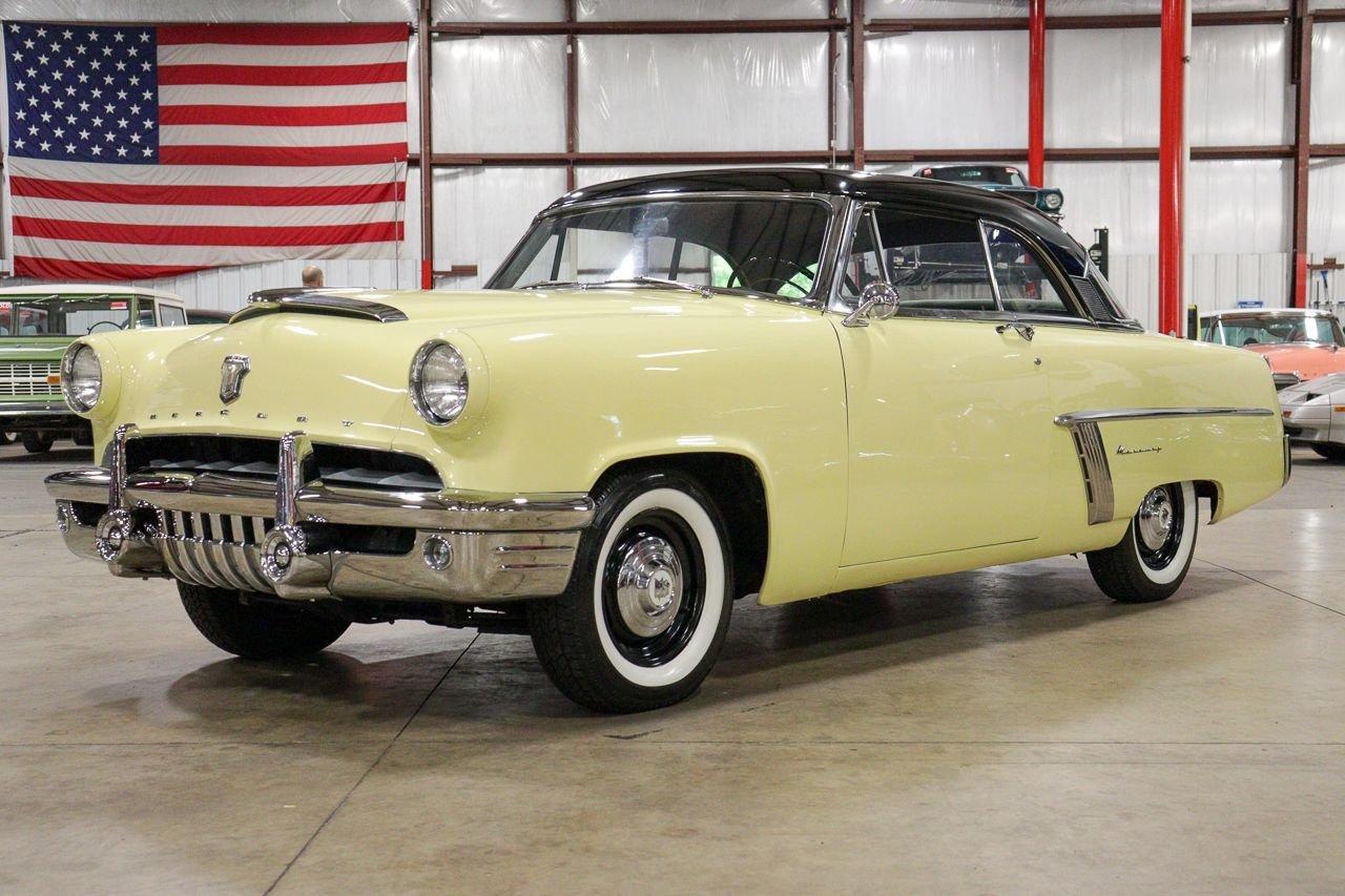 1952 mercury custom