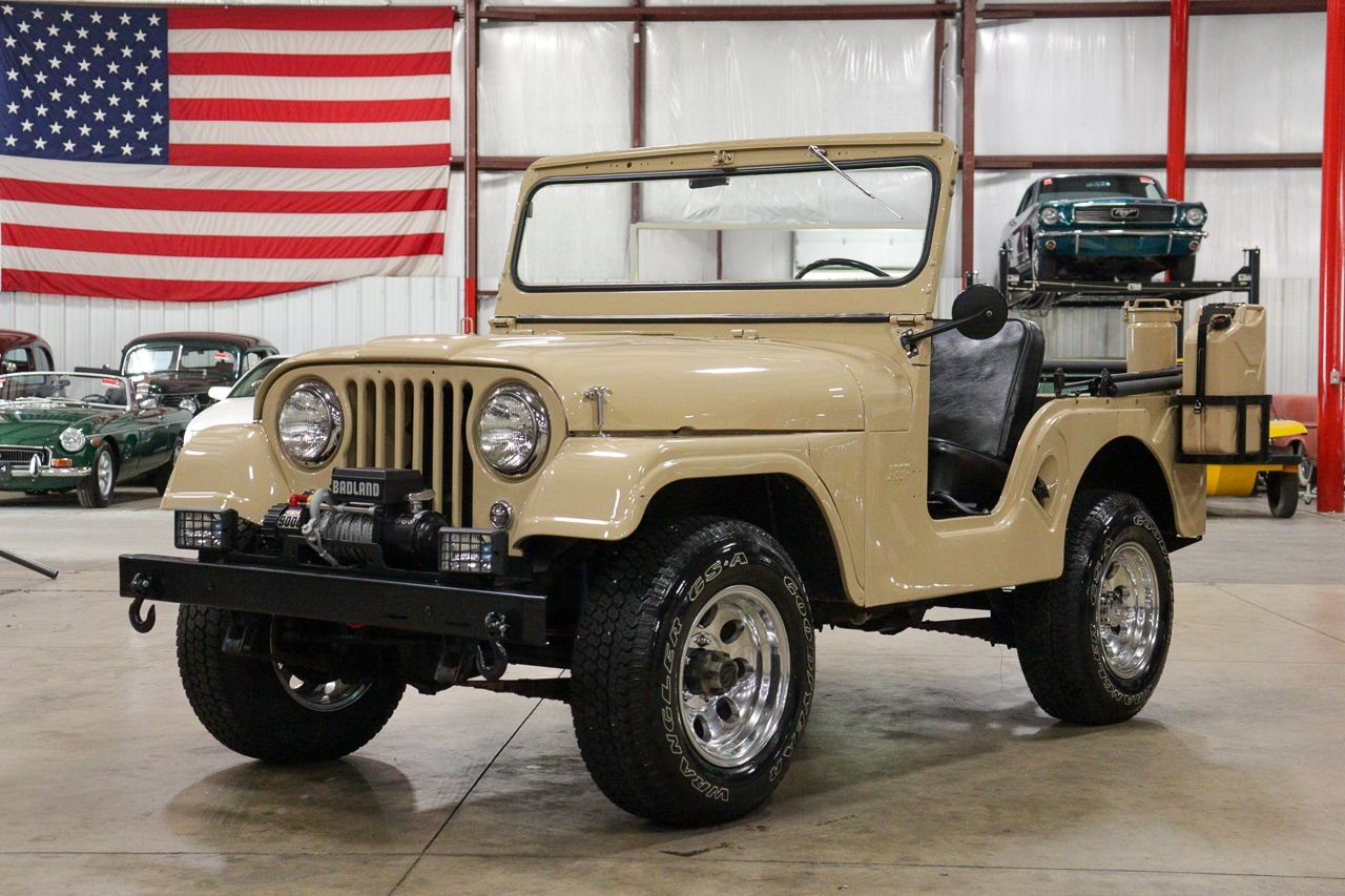 1961 jeep cj 5