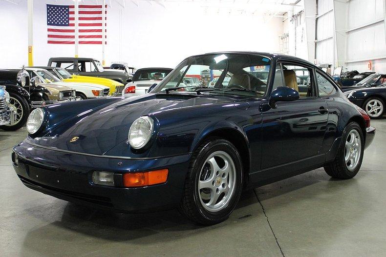 1993 porsche 911 964 carrera 2