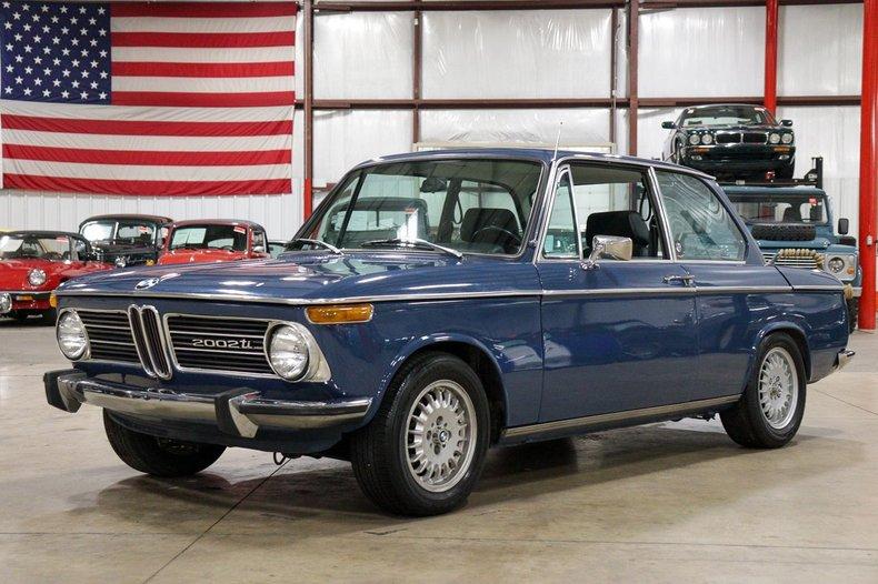 1971 bmw 2002 ti