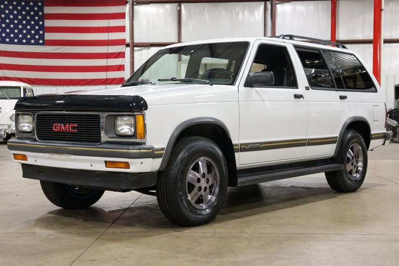1994 gmc jimmy slt 4x4
