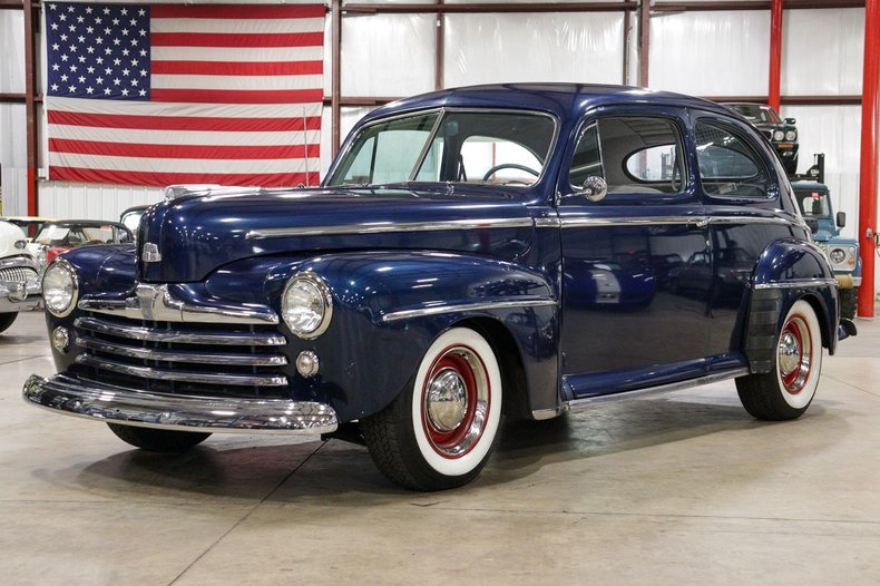 1947 ford deluxe tudor