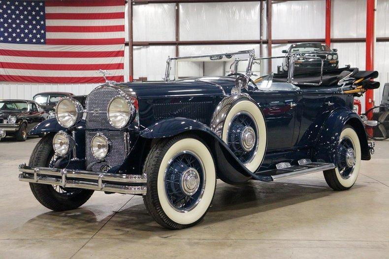 1931 buick series 60 phaeton