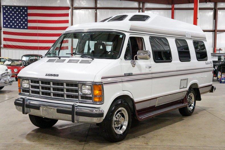 1992 dodge ram 350 roadtrek 190