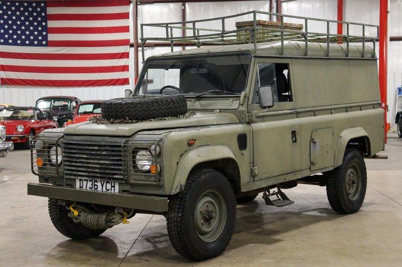 1987 land rover defender 110