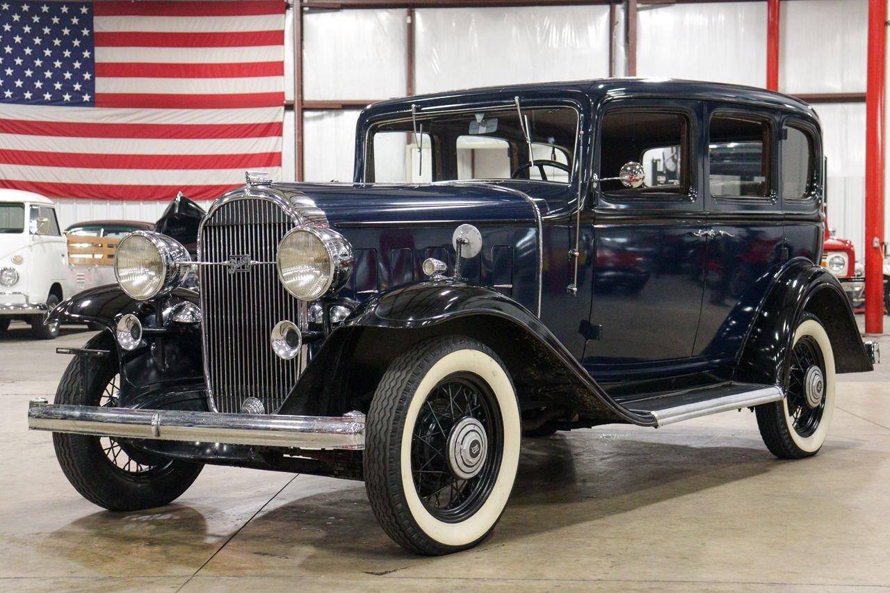 1932 buick 57s