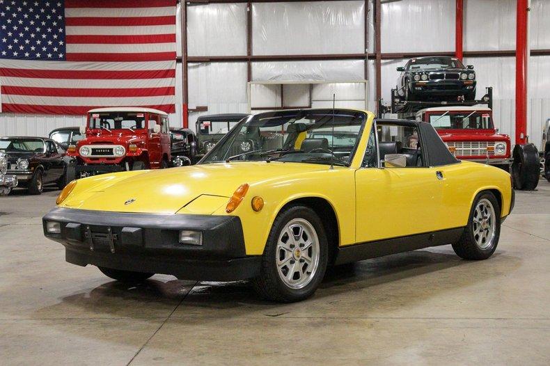 1976 porsche 914 2 0