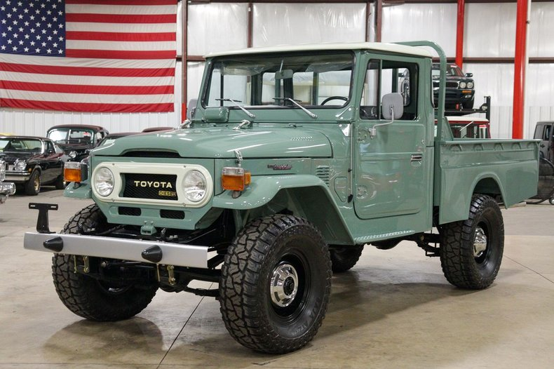 1978 toyota land cruiser hj 45