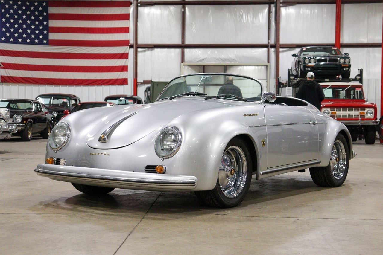 1957 porsche 356 widebody speedster