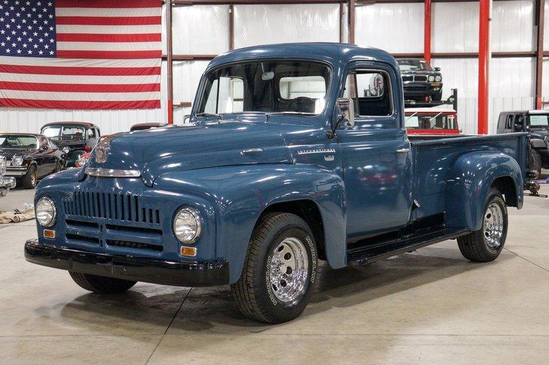 1952 international l 110