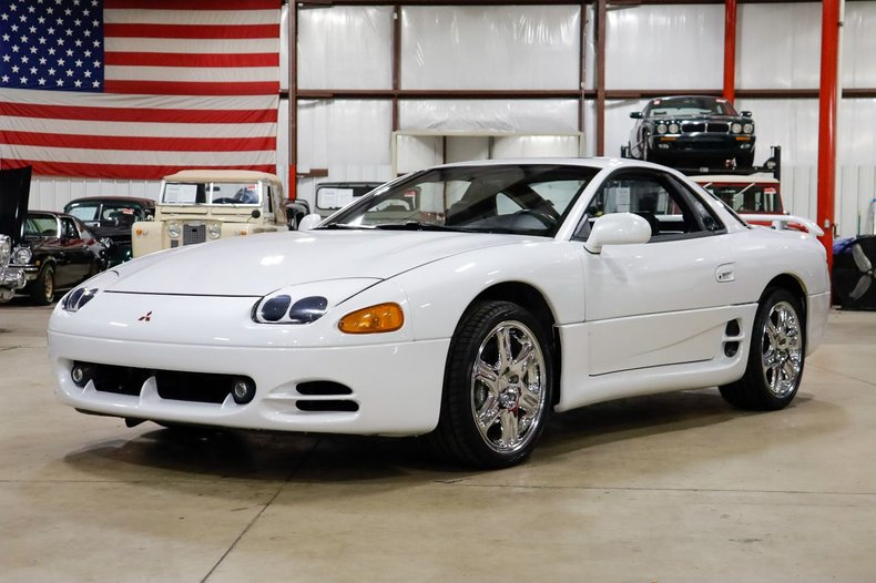 1995 mitsubishi 3000gt vr4