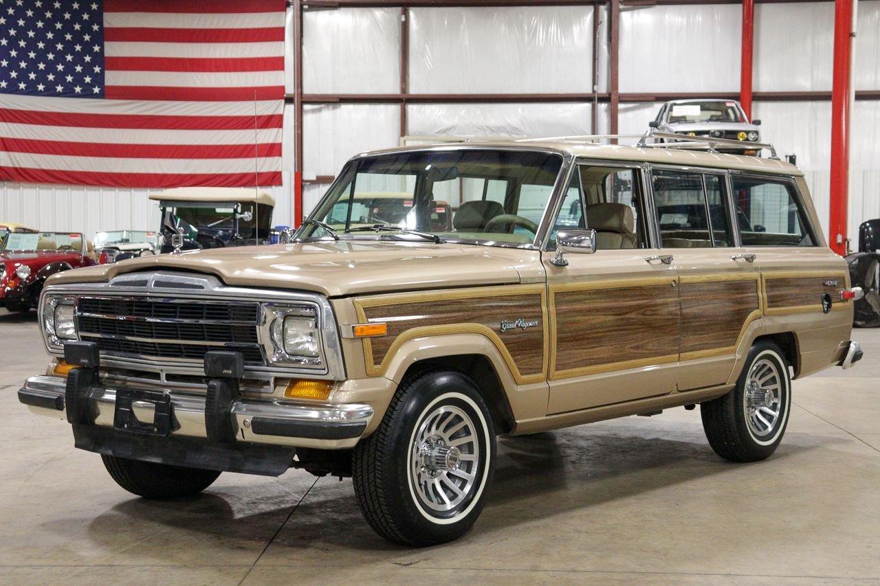 1990 jeep grand wagoneer