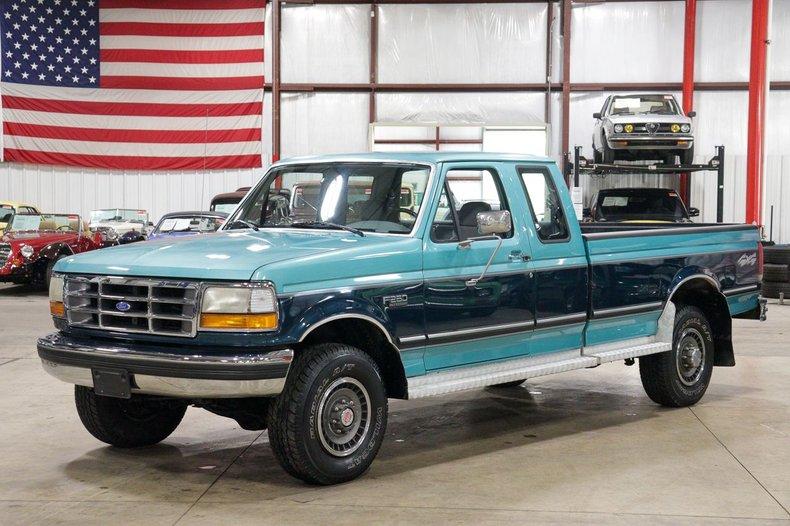 1994 ford f250 xlt