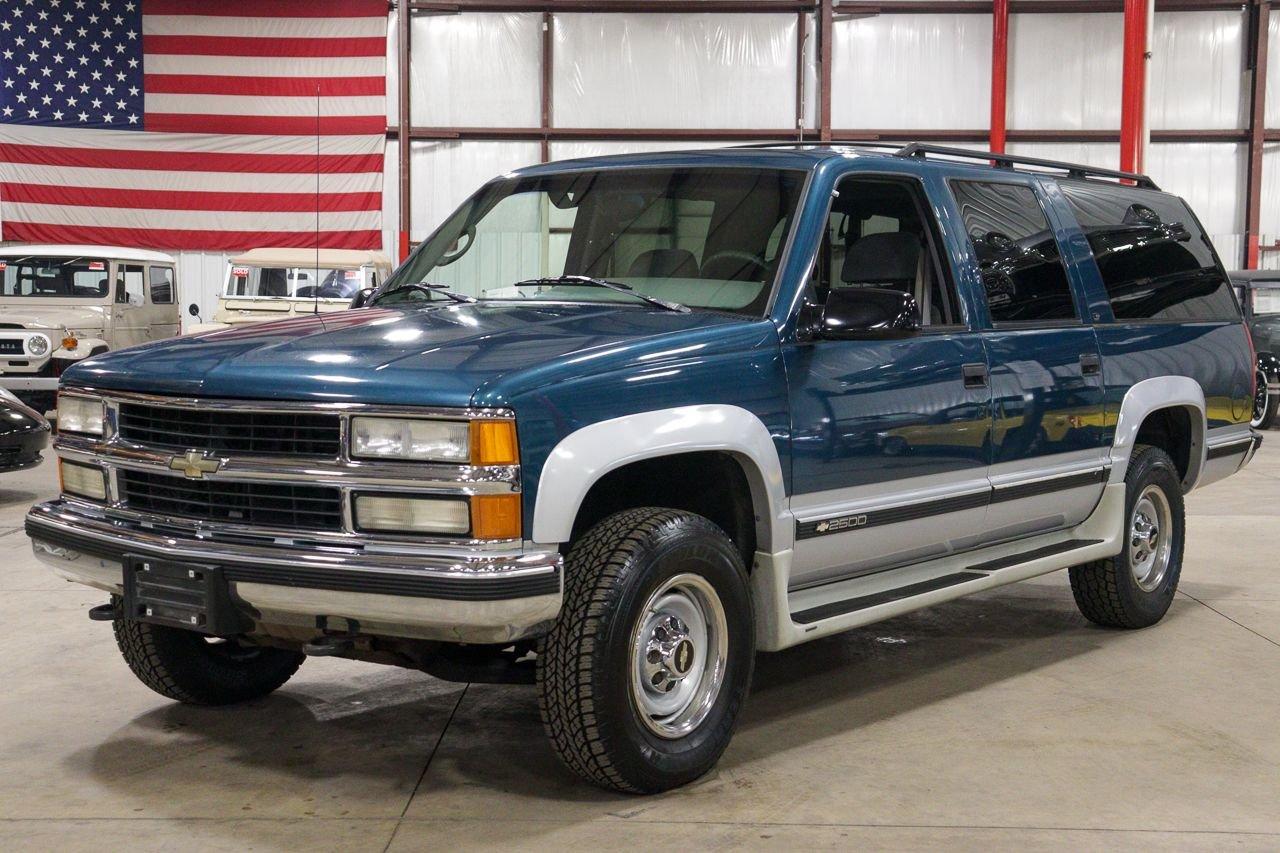 1995 chevrolet suburban ls 2500