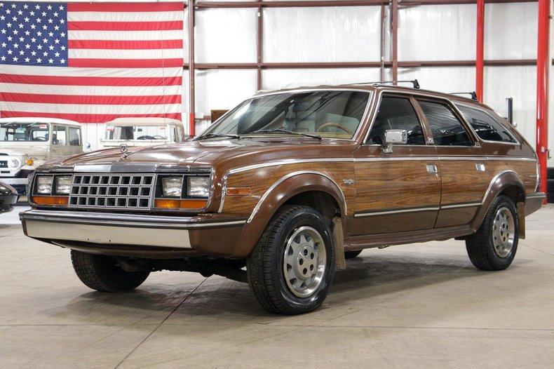 1984 amc eagle limited
