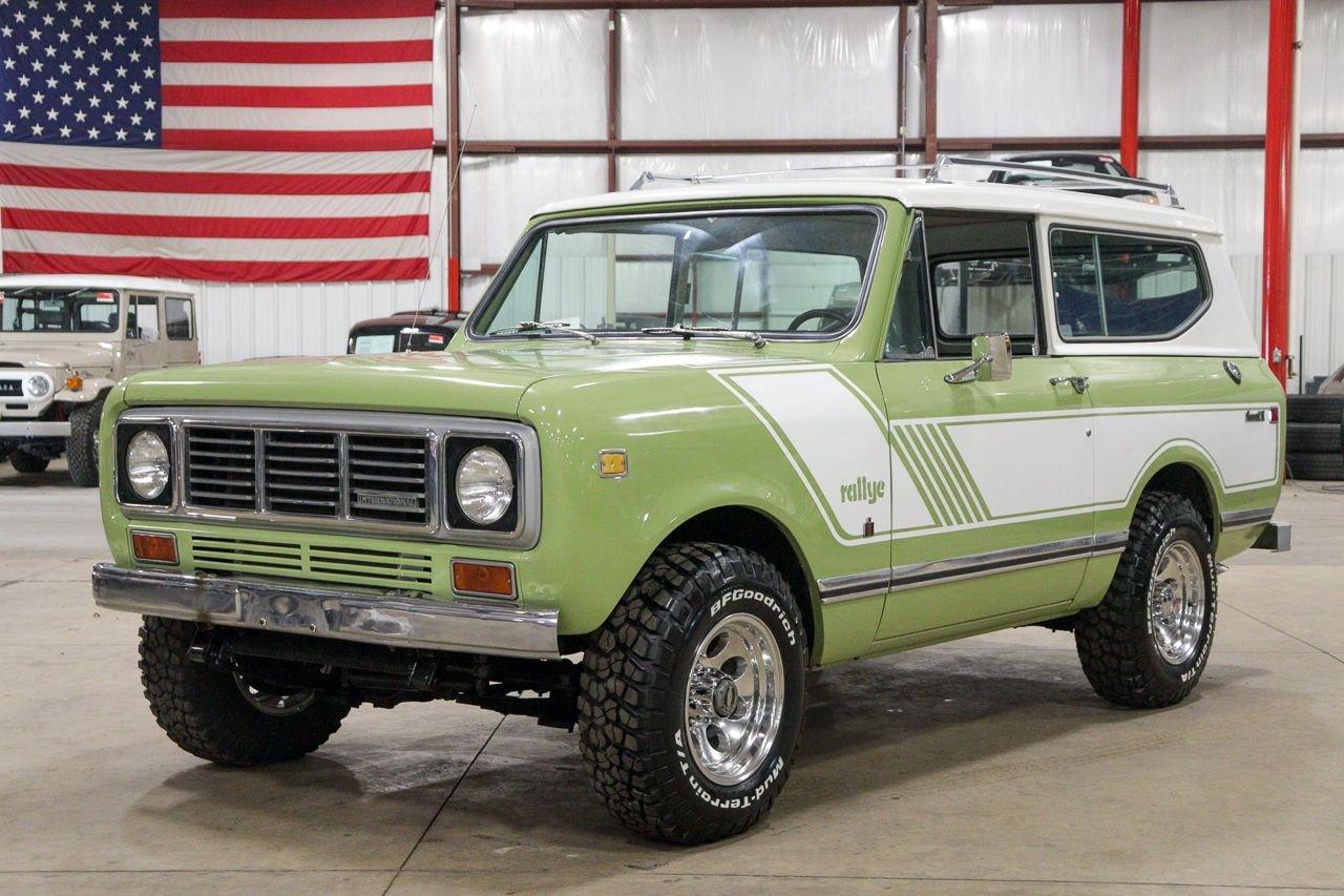 1976 international scout ii
