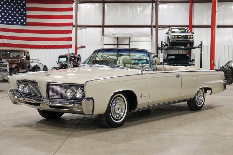1964 chrysler imperial crown