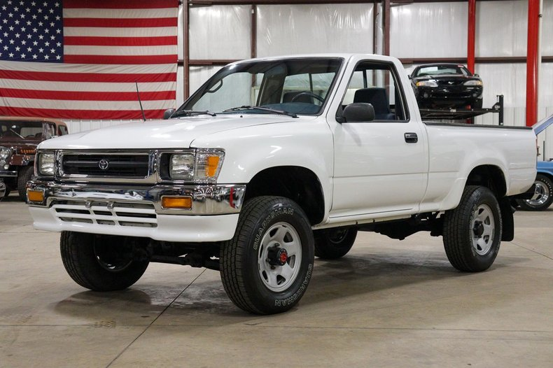 1993 toyota pickup 4x4