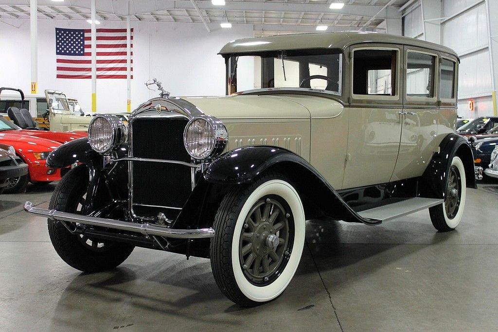 1928 pierce arrow model 81