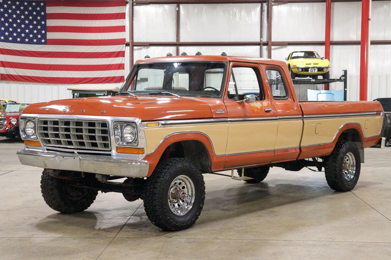 1978 ford f150 custom