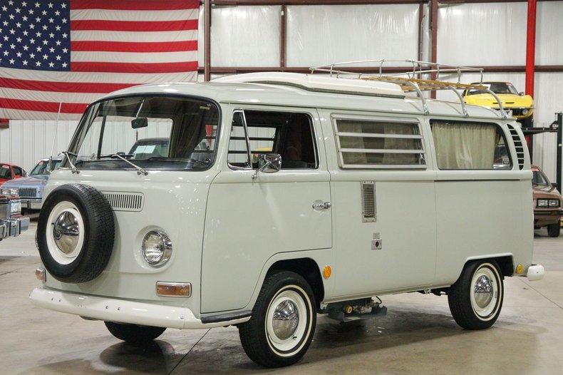 1968 volkswagen westfalia campmobile