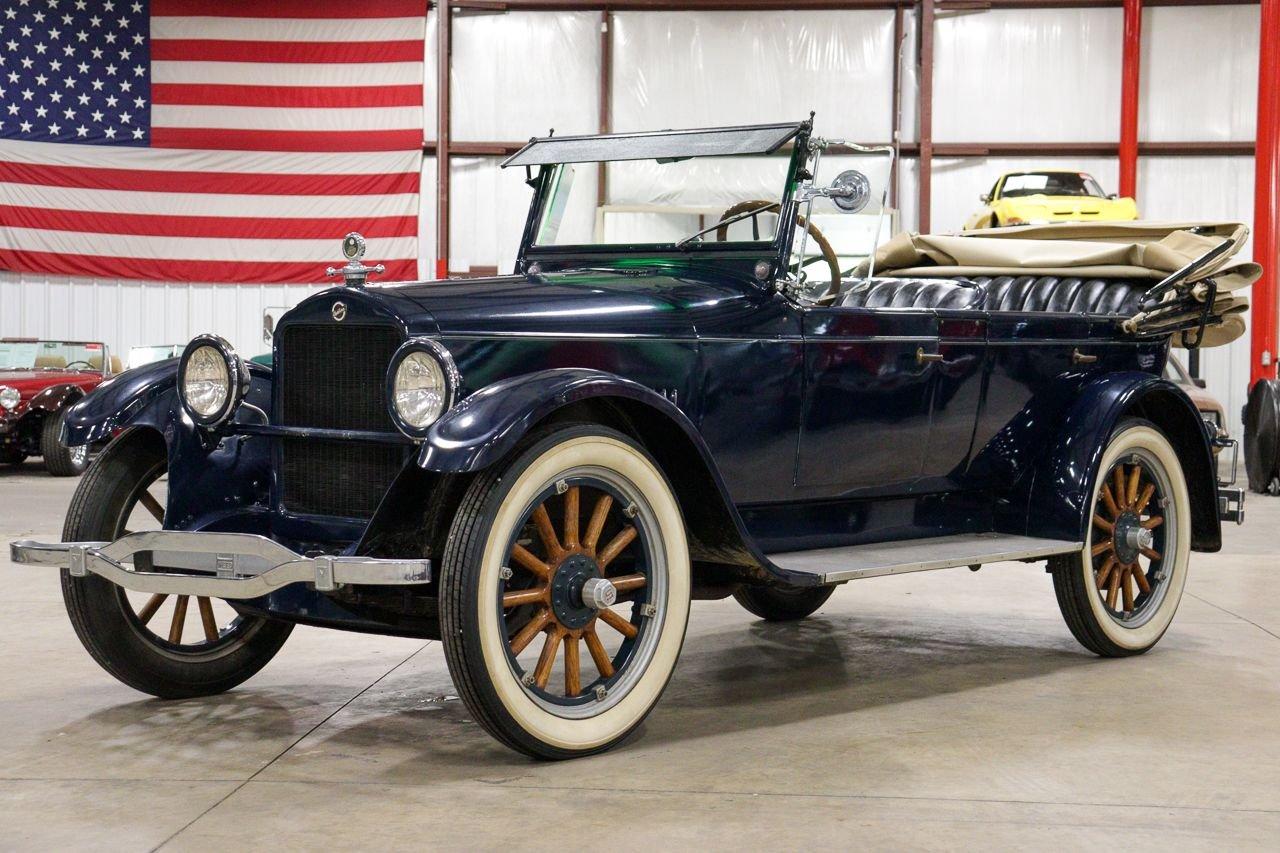 1924 studebaker special six