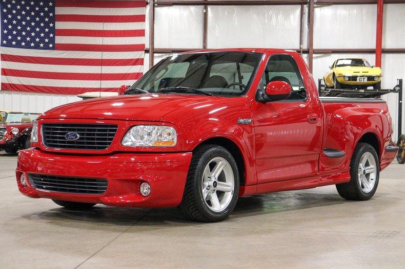 2003 ford f150 lightning svt