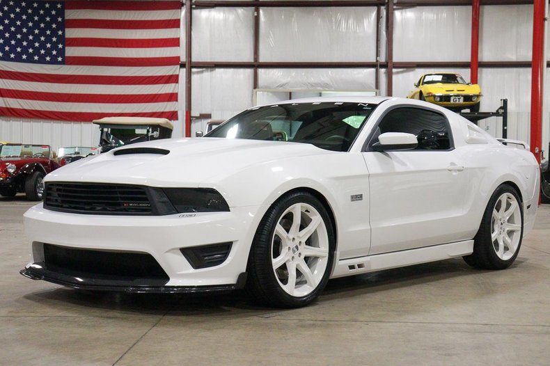 2011 ford mustang gt saleen s302
