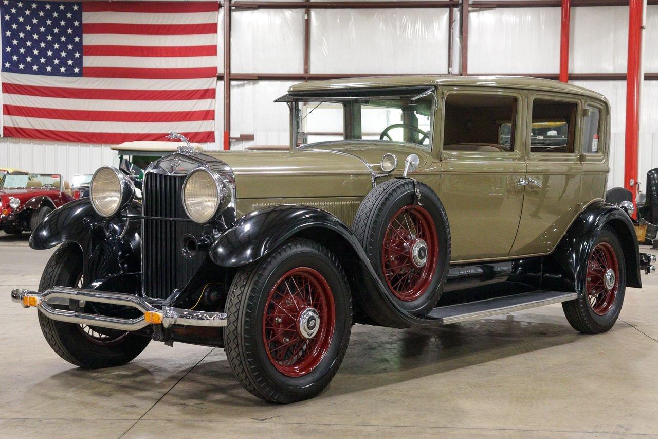 1930 lincoln l series