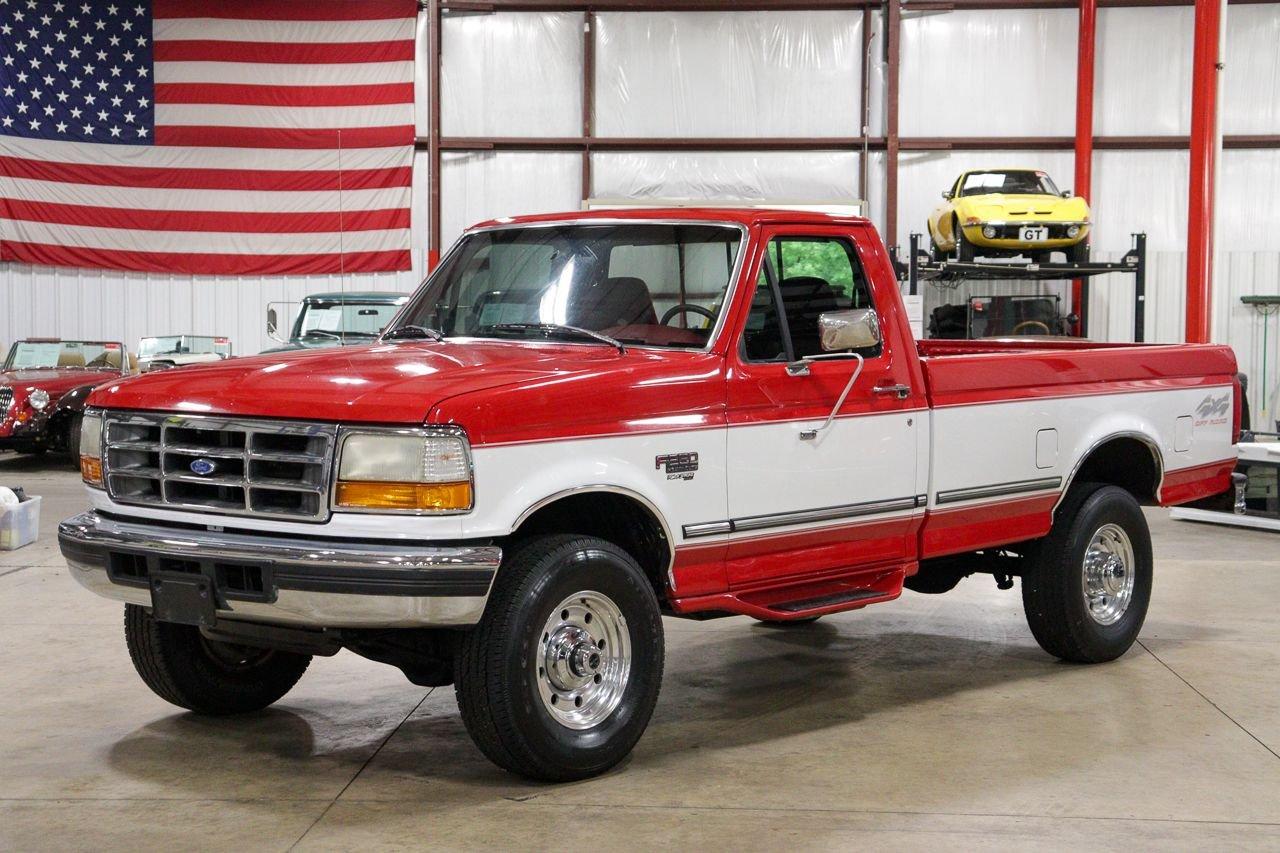 1997 ford f250 xlt powerstroke