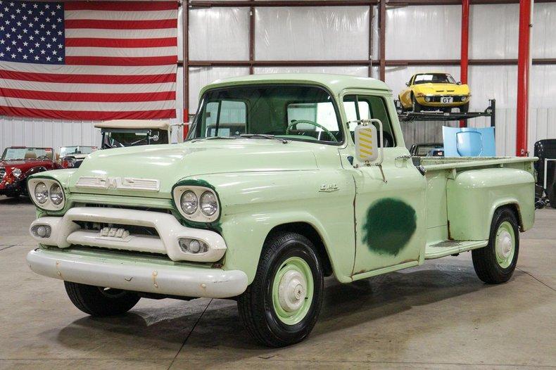 1959 gmc 250 series pickup